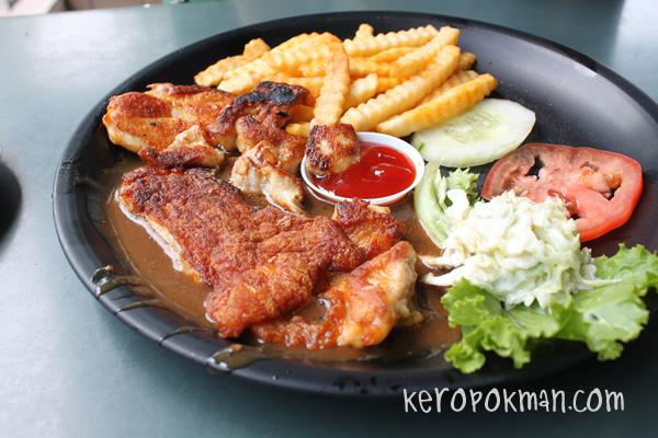 Tom Kitchen - Chicken Chop