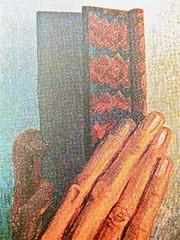 Michael Holroyd, Litton Strachey. ilSaggiatore 2011; [resp. grafica non indicata], alla cop.: Dora Carrington: Lytton Strachey ©the gallery collection/Corbis. Copertina, (part.), 11
