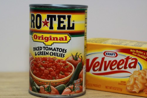 rotel and velveeta