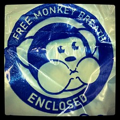 #Free #monkey breath to #thinkgeek
