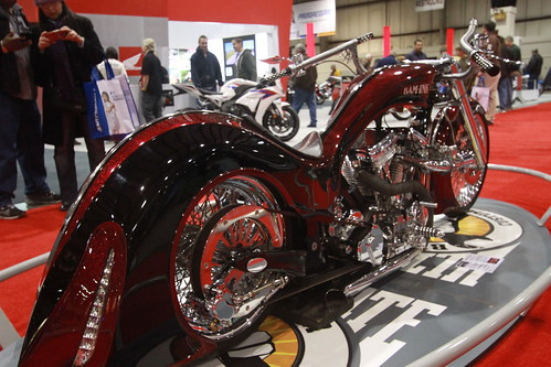 2011 - San Mateo, CA - Ultimate Builder  Custom Bike Show
