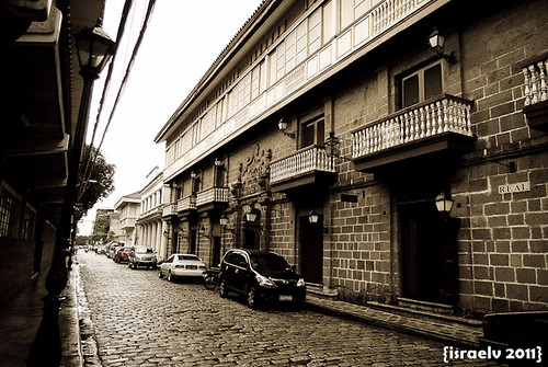 Silent Street by israelv