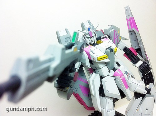 MG Zeta Karaba White Unicorn Painted Build (12)