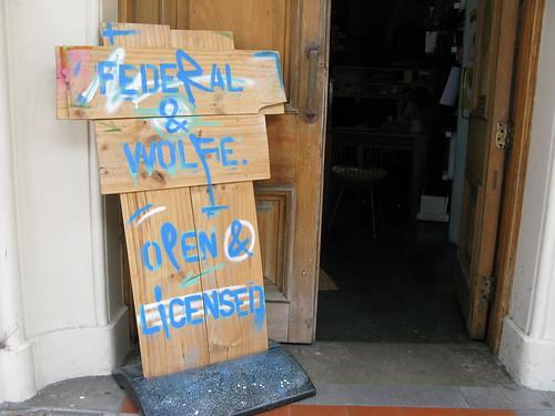 federal & wolfe