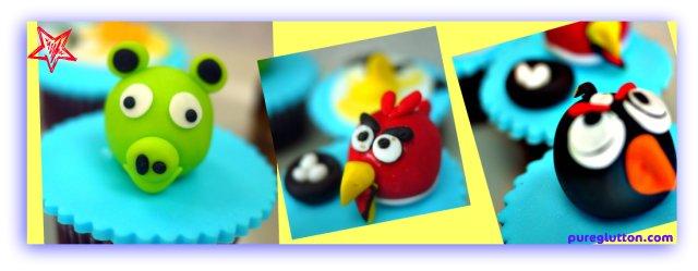 my birdies collage