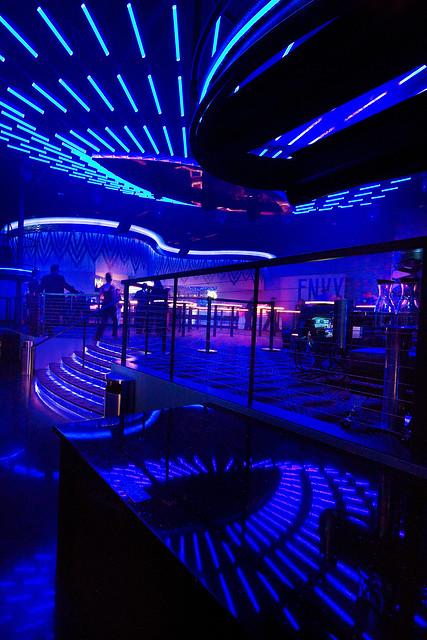 Interior Nightclub Design LED Lighting Design Casino