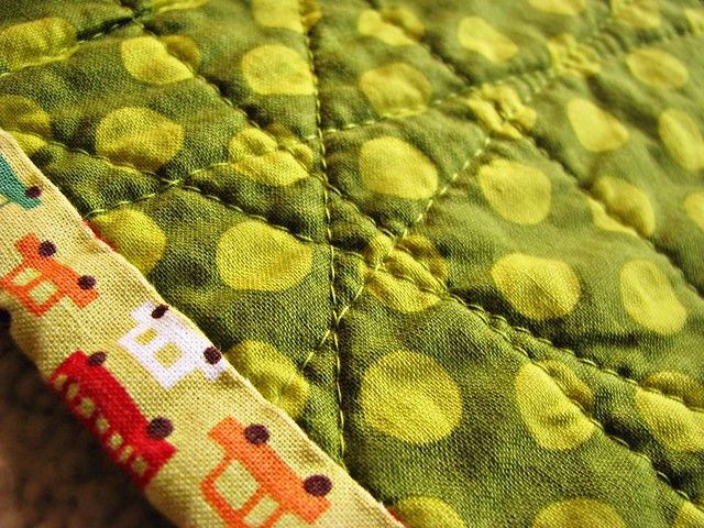 Planes, Trains and Automobiles Play Quilt
