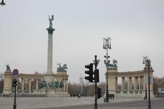 H?sök tere en Budapest