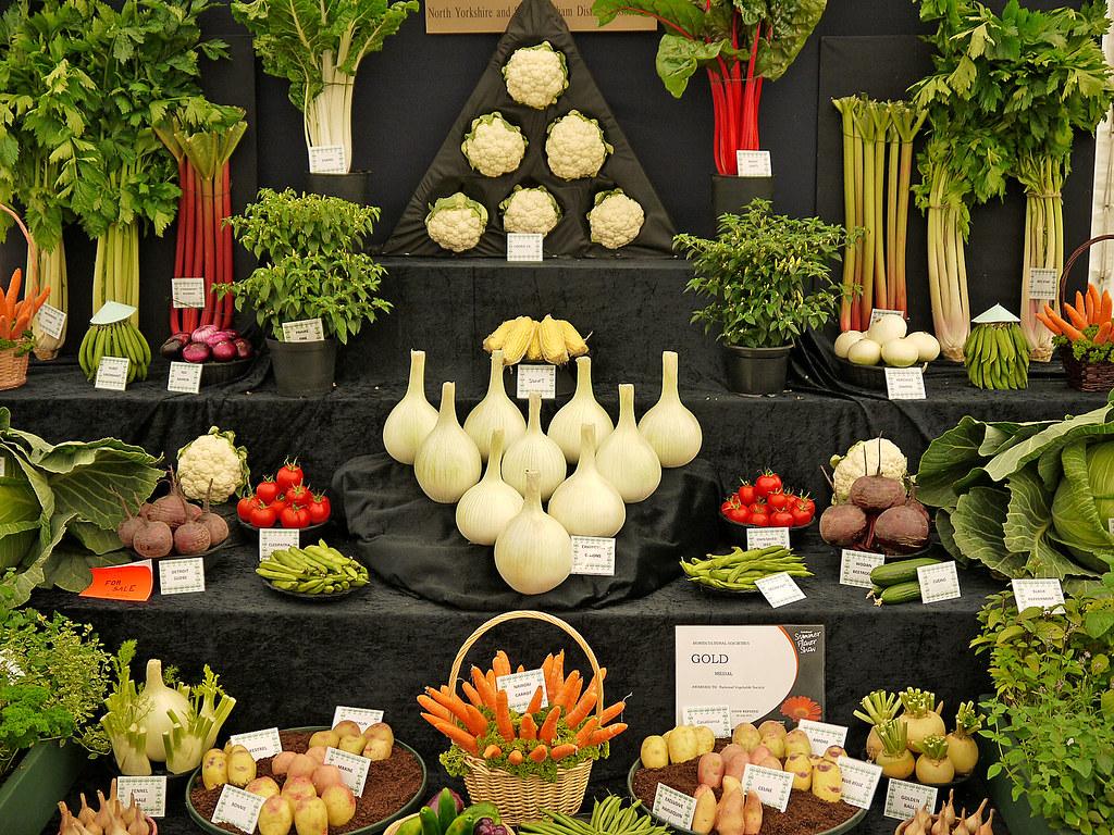 Show Vegetables