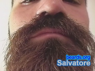 Salvatore: going goatee, part 25, conclusion