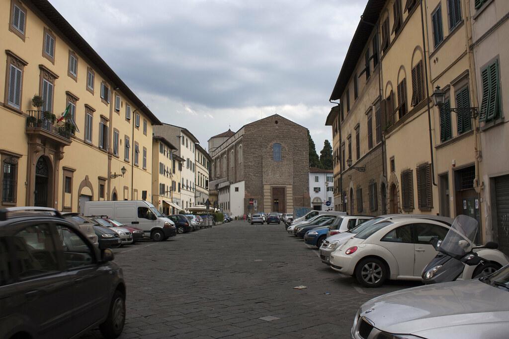 Santa Maria del Carmine (Brancacci Chapel)
