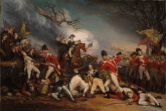 Death of General Mercer
