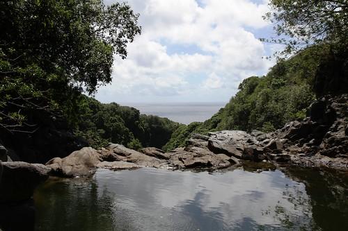 Makahiku Falls Infinity Pool - Maui