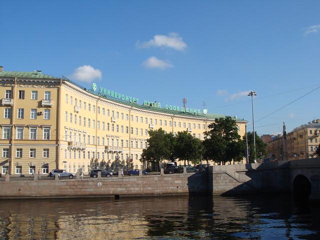 ПГУПС на Обуховской площади