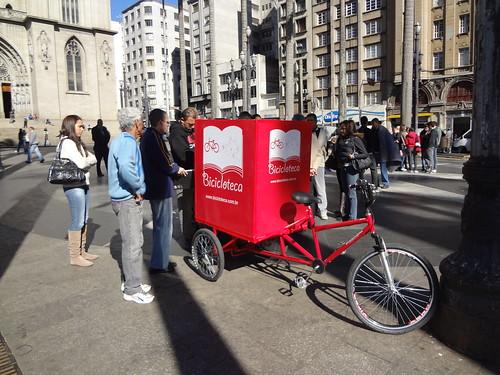 bicicloteca Sé42