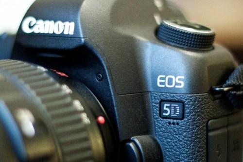 Canon EOS 5D Mk II mark 2