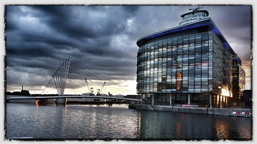 Media City Salford by BagRat