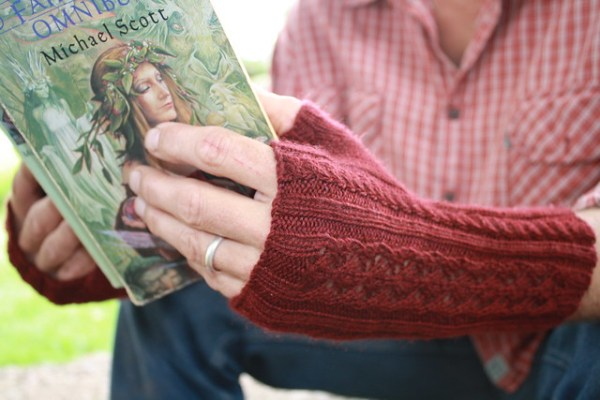 Fiona Fingerless Gloves