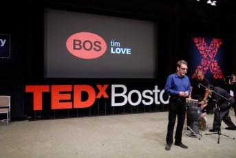 TEDxBoston 2011: Tim Love