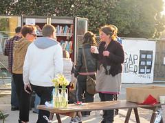 Gap filler book exchange