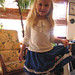 Skirt made from Daddy's Italy T-Shirt