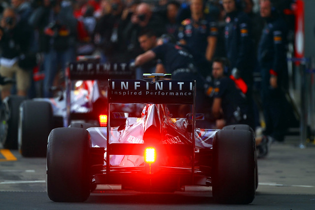 Infiniti F1 Singapore infinitif1challenge