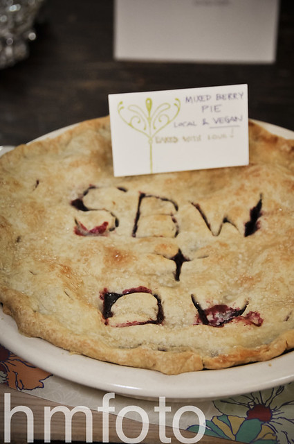 Pie With Initials