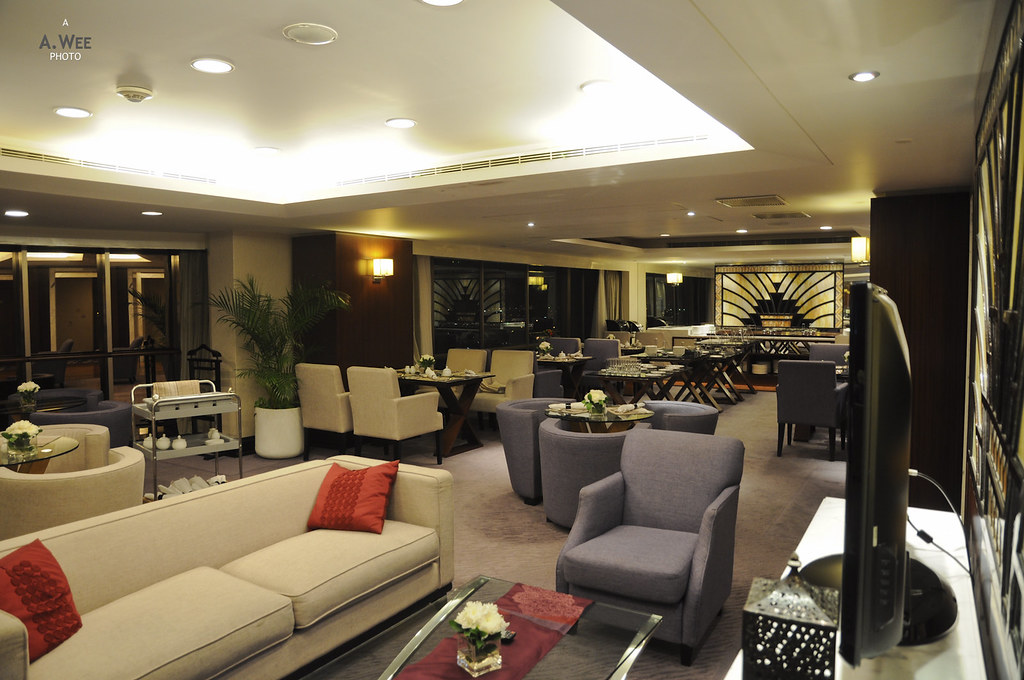 Towers Lounge at Sheraton Surabaya
