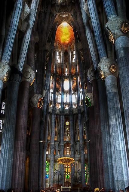 La Sagrada Familia by Esmeralda López Lebón