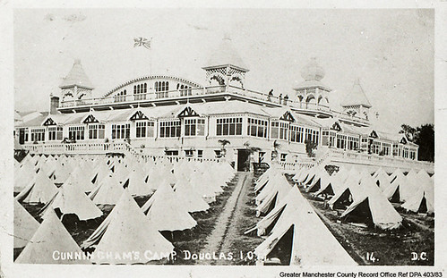 Cunningham's Camp, Isle of Man
