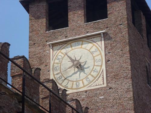 Castelvecchio - Clock