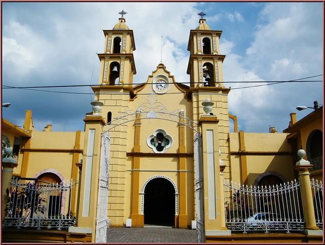 0319 Parroquia San Lorenzo Mrtir Yanga Estado De