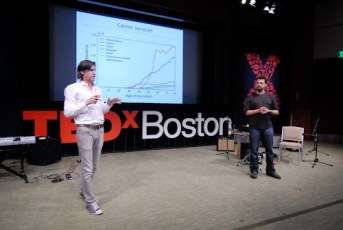 TEDxBoston 2011: Jean-Baptiste Michel, Erez Lieberman Aiden