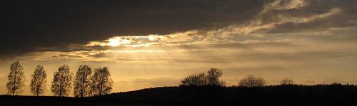 Rockingham dusk