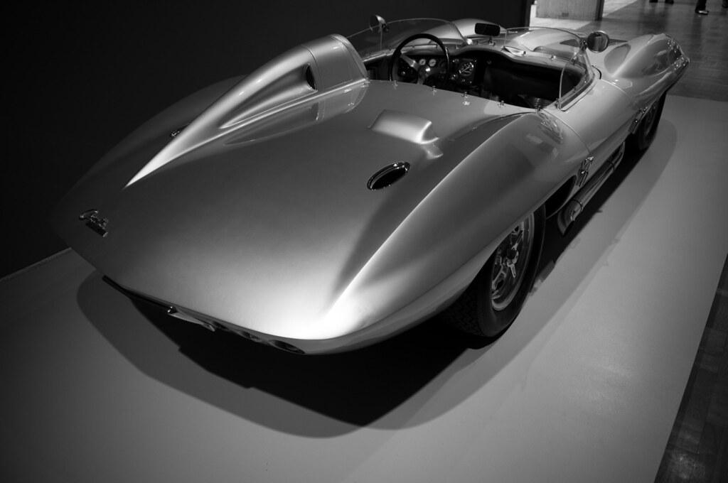 1959 Chevrolet Corvette Sting Ray Prototype - III