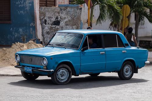 Cuba's favourite car