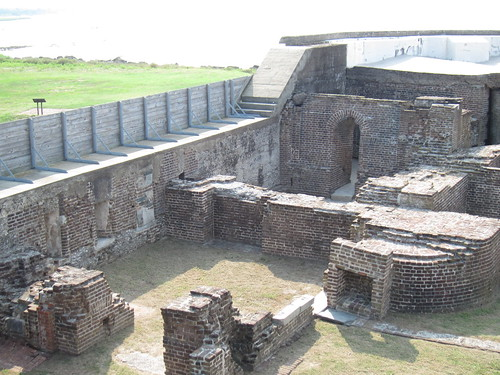 Fort Sumter 4 Aug 11 1622