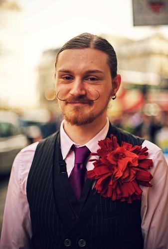 Nice flower,man.