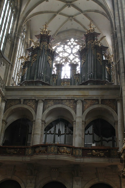 Orgue de la Cathédrale St Guy, Prague