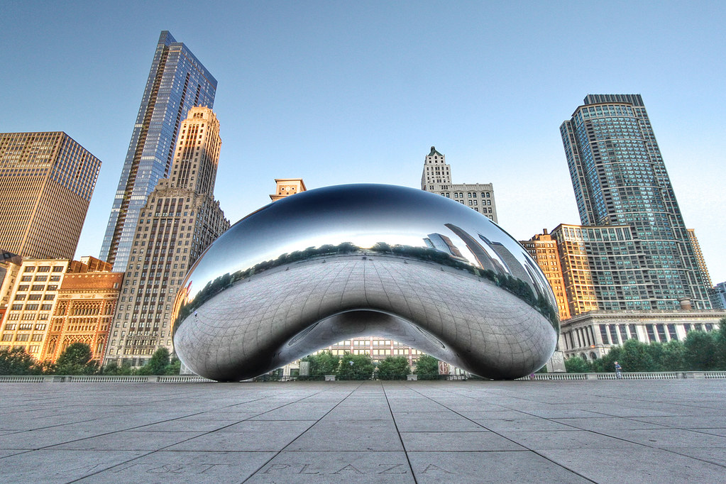 the photographic diversity of chicago s famous bean twistedsifter