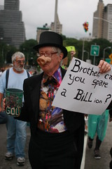 occupy brother can you spare a billion