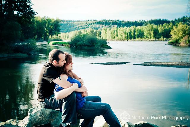 Naomi & Matt- Prince George Engagement Photos photography photographers