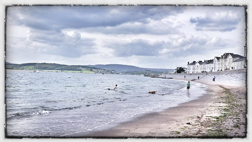 Windswept Beach by BagRat
