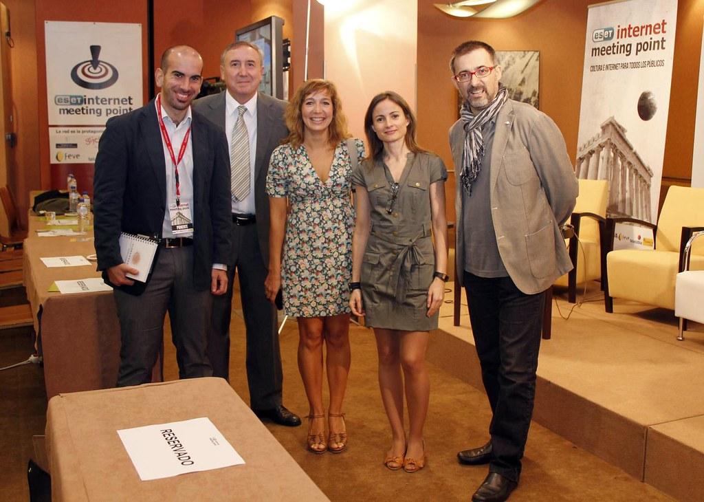 Mesa de Evolución Política en ESET Internet Meeting Point #FIMP