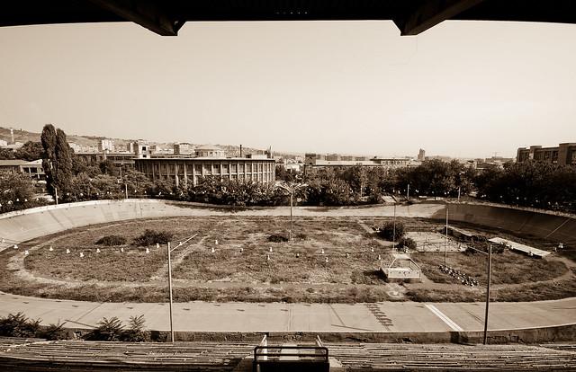 Yerevan velodrome