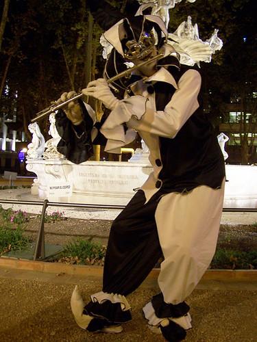 arlequin-flautista