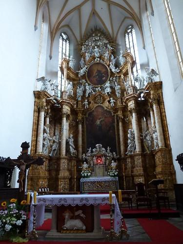 Kościół św.św. Erazma i Pankracego by Polek