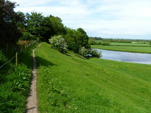 Looking towards the site of Milecastle 70