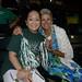 UH Manoa fans Lori Ideta and Jackie Graessle at at UH AUW Softall Tournament 2011 at Les Murakami Stadium on Sept. 30.