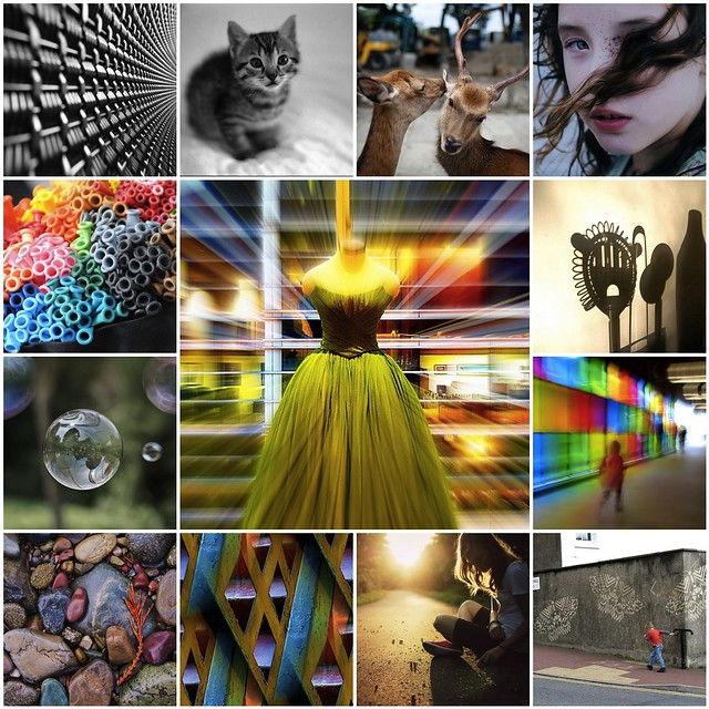 2011-09-16 Flickr Follow Friday Mosaic